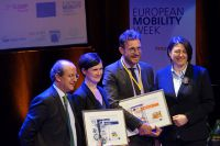 Brussels and Malmö take home mobility awards
