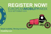EUROPEAN MOBILITY WEEK reach extends to more countries in 2016