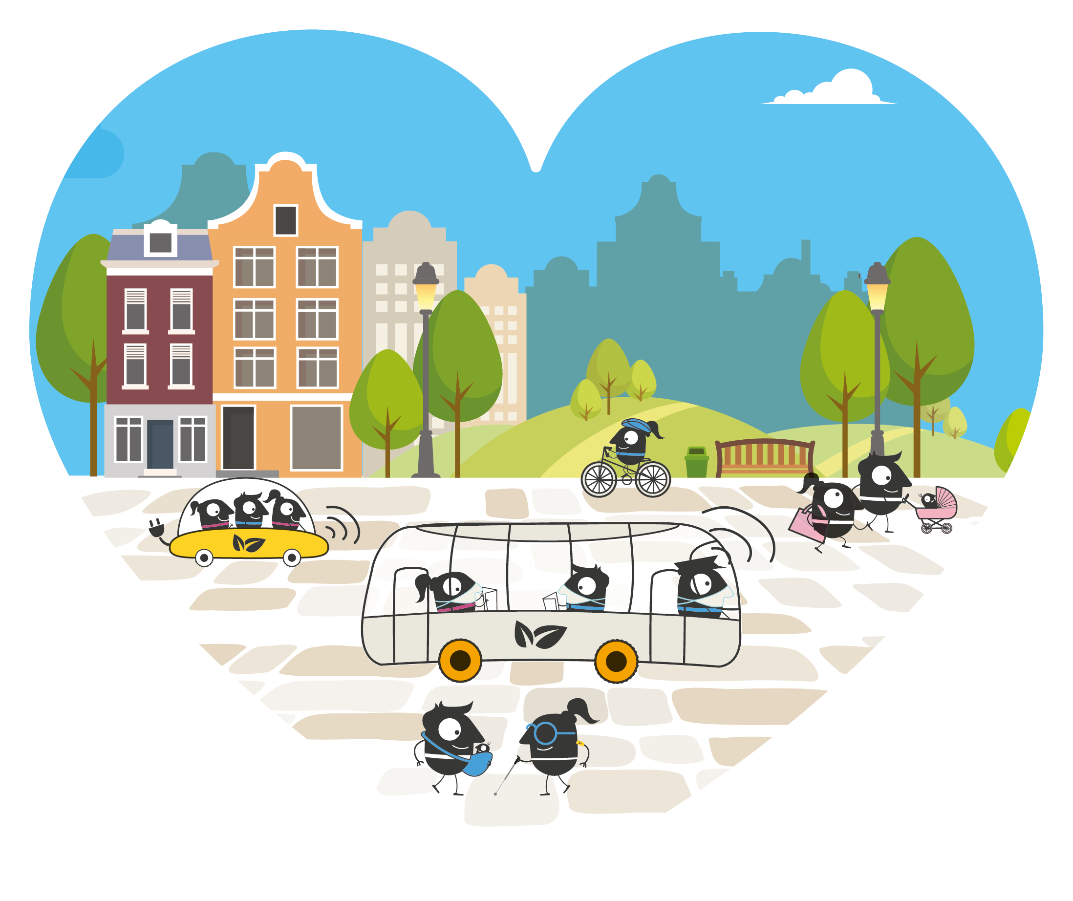 2021 Theme - Safe and Healthy with Sustainable Mobility